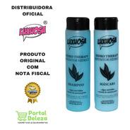 Kit Shampoo E Máscara 300 Hidro Therapy Luxuosa Cosméticos