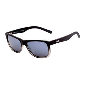 Oculos Sol Hb Ozzie Teen Preto Cinza Fosco Prata 9313286988 4788dde98f