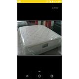 Colchon King 2*2 16 Años Garantia Super Pillow Confort Total