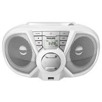 Rádio Boombox Px3115wx/78 Cd,1usb,rádio Fm,5w Rms - Philips