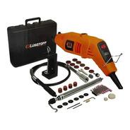 Minitorno Electrico 150 Watts Lusqtoff Mtl150-9 + Accesorios