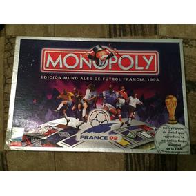 Mundial Francia 1998 Monopoly Edición Especial
