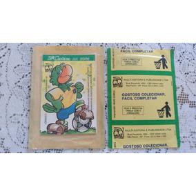 Um Envelope De Figurinhas Zé Carioca Copa De 1994