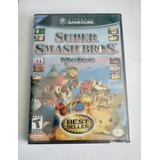 Super Smash Bros Melee (gc) Nuevo Sellado