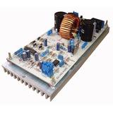 Placa Montada Amplif Digital 600 Watts Rms Classe D