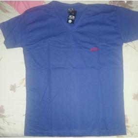 Kit De 5 Camisas 100% Algodão