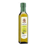 Aceite Oliva Virgen Extra La Toscana Saborizado Limón 250 Ml