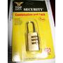 Candado De Combinación Security De 20mm