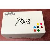 Caja Y Manuales Alcatel Pixi 3