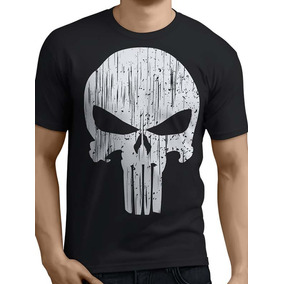 Remera Punisher Marvel Comics Daredevil