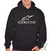 Moletom Alpinestars Blusa Clube 299 - Casaco De Frio Moto
