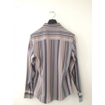 Camisa Dkny Importada Usa Unica Remate Diseñador Talla S-ch