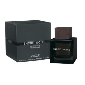 Perfume Encre Noire Lalique For Men 100ml Edt - Original