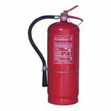 Extintor De Polvo Quimico Seco Mini-10 Marca Fireline 7 Lbs.