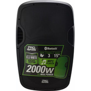 Caixa Ativa 15 Pol Bluetooth Pro Bass Elevate 115 800w Rms