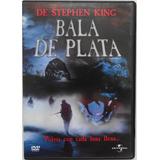 Dvd Bala De Plata