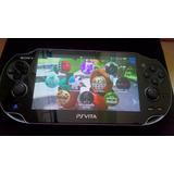 Ps Vita 1000 Flasheado Con Juegos Y Emuladores