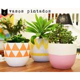 Curso Decoração Em Vasos De Cerâmica Aprenda A Pintar Vasos
