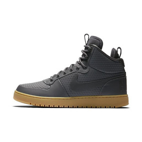 Bota Nike Court Borough Mid Aa0547-001