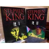 It -(eso) Stephen King 2 Tomos Colección Rba
