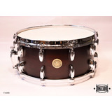 Tambor Gretsch Usa Custom 14x6.5 Die Cast Satin Walnut Nuevo