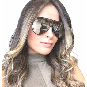 Oculos De Sol Feminino Fendi Mascara C/ Case Personalizado