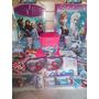 Cotillon Infantil Cumple Frozen 20 Chicos Combo Elsa Ana