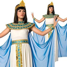 Traje tipico de egipto para mujer cleopatra