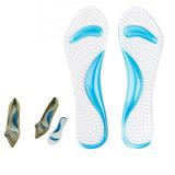 Palmilha Para Sapato Feminino Salto Alto Ortopédica Dor Pé