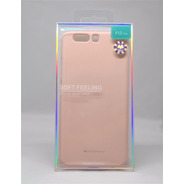 Funda Huawei P10 Plus  Mercury Goospery Soft Feeling Rosado
