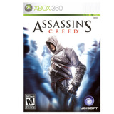 Juego Xbox 360 Ubisoft Assassins Creed
