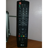 Control Tv Lg Lcd Led Plasma