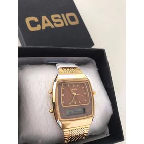 ee627b28ccc Relógio Casio Social Ponteiro - Relógios no Mercado Livre Brasil