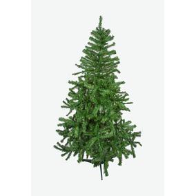 Arbol Navidad 225cm 1250 Ramas Base Metalica Navidad - Fld-