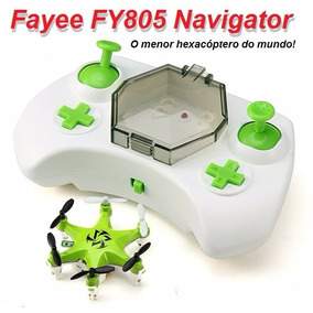 Mini Drone Fayee Fy805 - O Menor Hexacóptero Do Mundo!