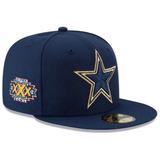 Gorra New Era Dallas Cowboys 7 3/8 100% Original Con Envío