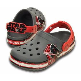 Crocs Star Wars Niño Talla C12-13