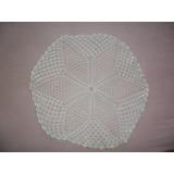 Antigua Carpeta Tejida A Mano Aeh. Microcentro-avellaneda.