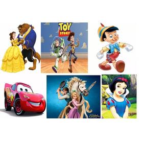 Audiolibro 42 Cuentos Clásicos Modernos De Disney Niños Mp3
