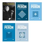 Pack 5 Libros Peronismo