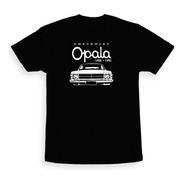 Camiseta Masculina Chevrolet Opala Gm Camisa Carros Antigos