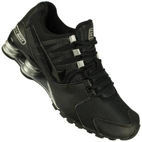 ed6276169b Tênis Nike Shox Avenue Original +garantia+ Nfe Tênis Preto