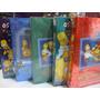 Box Os Simpsons - 2ª + 4ª + 5ª + 7ª + 8ª Temporadas Original