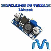 Regulador Voltaje Dc Dc Lm2596 Step Down