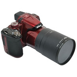 Adaptador D Dos Cuerpos Cámaras Nikon Coolpix L820 P520 P530