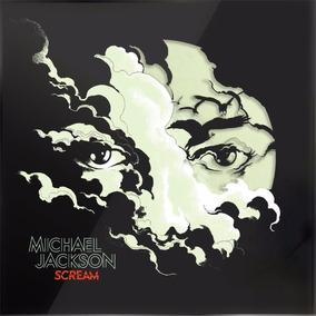 Michael Jackson Scream Vinilo Doble De Coleccion Nuevo Impor