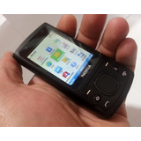 Celular Nokia 6700 S Blak 3g Slide Pequeno Cam 5mp Flash Sd