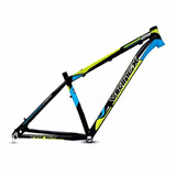 Marco Viking Advanced Aro 29er Talla 17 Negro Amarillo Azul