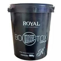 Royal Promax Professional Máscara Botox Capilar 900gr