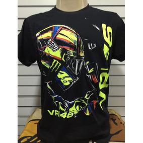 Camiseta Valentino Rossi 46 Vr46 Motogp Lançamento Moto